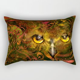 Owl See You Rectangular Pillow
