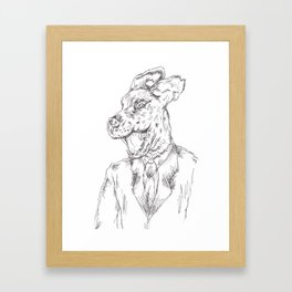 Unleashed 2 Framed Art Print