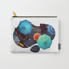 Rainfall Carry-All Pouch