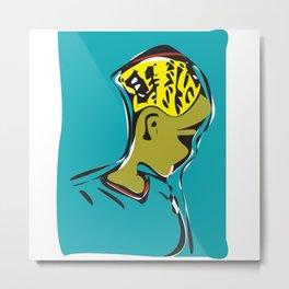 Self Awereness Metal Print