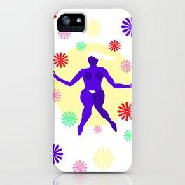 The Dancer III iPhone Case