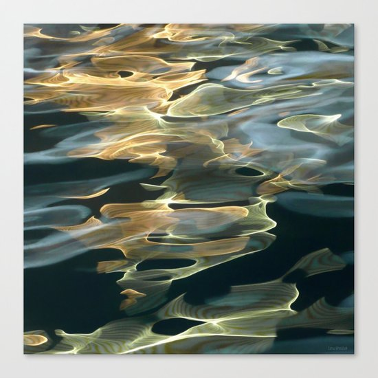 Water / H2O #42 Canvas Print