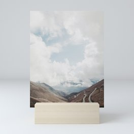 Rolling in the Deep Argentinian North Mini Art Print