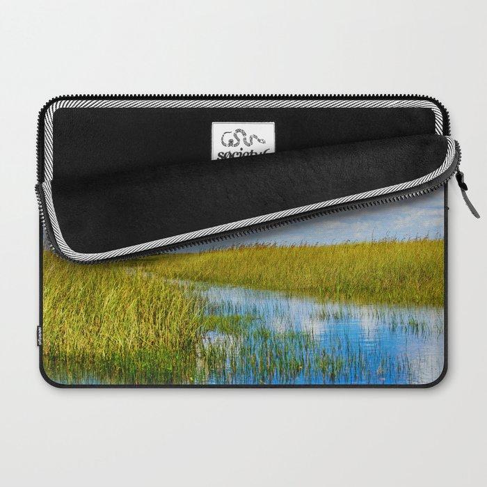 Florida Welands Laptop Sleeve