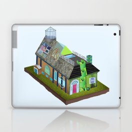 The House Laptop & iPad Skin