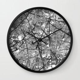 Look Up II Wall Clock