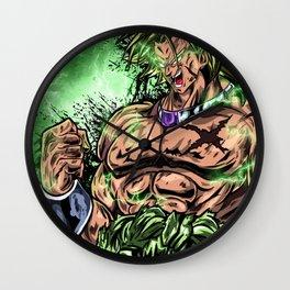Legendary Super Saiyan Wall Clock