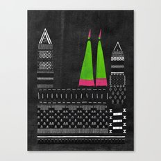 Return from the Stars #2 Canvas Print