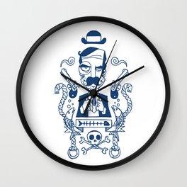Captain Seadandy Wall Clock