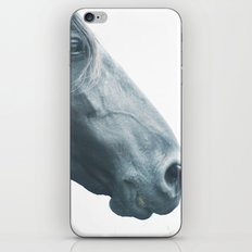Horse head - fine art print n° 2 iPhone & iPod Skin