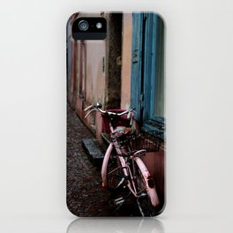 Painted Alley iPhone Case