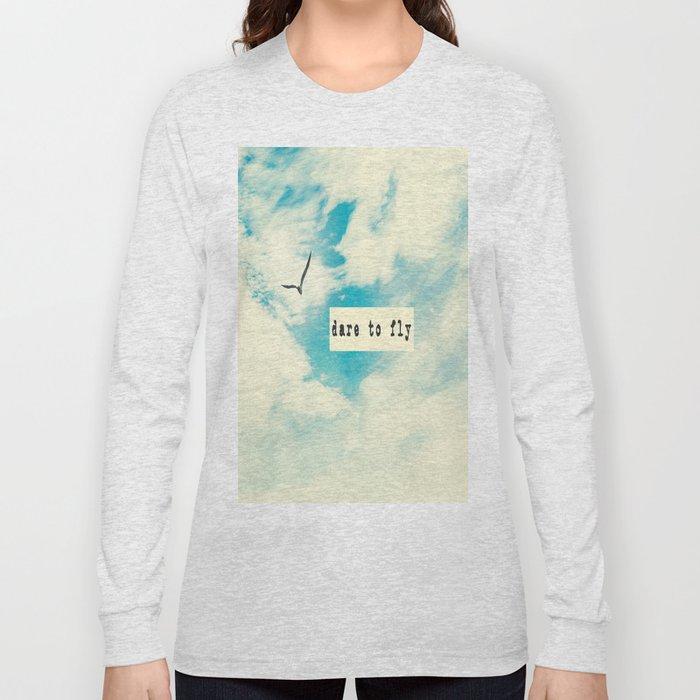 Dare to Fly II Long Sleeve T-shirt