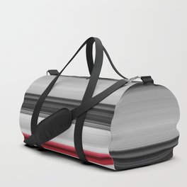 Murder in Black and White Duffle Bag