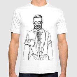 haircut 60's T-shirt