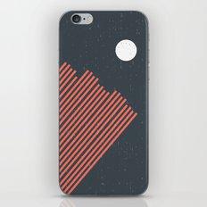 Moon Rays iPhone & iPod Skin