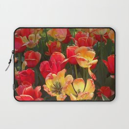 Theory of Tulips Laptop Sleeve