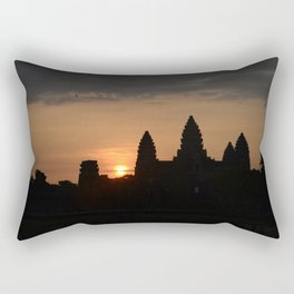 Angkor Wat Rectangular Pillow