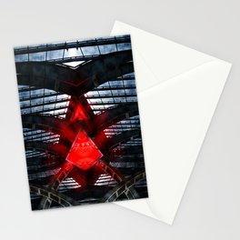 Future machine Stationery Cards
