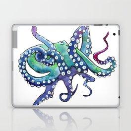 Rainbow Octopus Laptop & iPad Skin