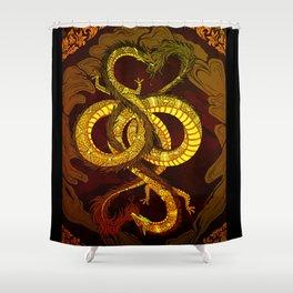 Rebuild Of Equilibrium Shower Curtain