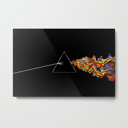 Unlimited Metal Print