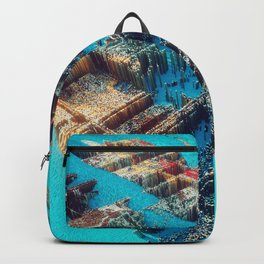 City of Cubes Backpack