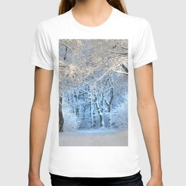 Another winter wonderland T-shirt