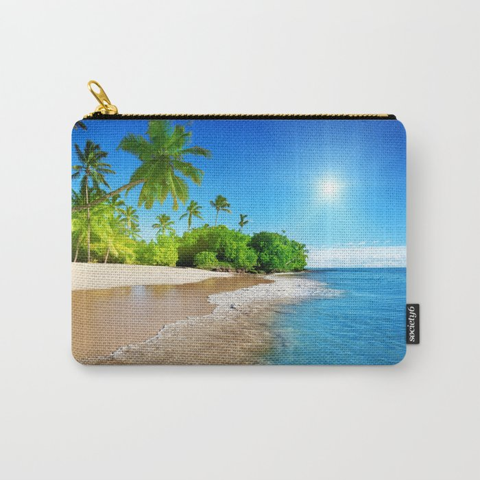Sun Sand Sea Carry-All Pouch