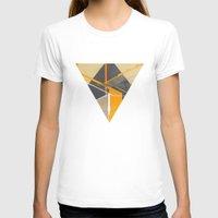 pyramid T-shirts featuring Pyramid by ErDavid