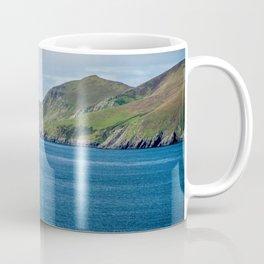 Sailboat by the Blasket Islands Coffee Mug