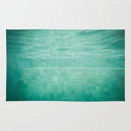 Aquatic Mosaic Rug