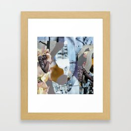 Layers Of Confusion Framed Art Print