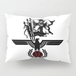 The Satanic Eagle Pillow Sham