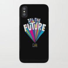 The Future iPhone X Slim Case