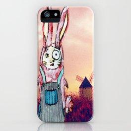 Harriet Quixote iPhone Case
