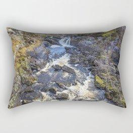 Rogie Falls Rectangular Pillow