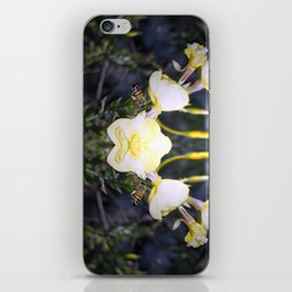 Flowerz and Beez iPhone Skin