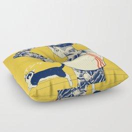La Tinta! Floor Pillow