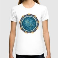 stargate T-shirts featuring Starry Gate by girardin27