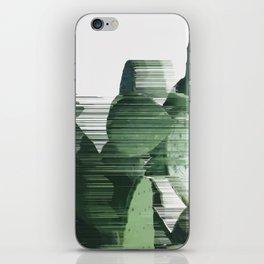 Assorted Cactus iPhone Skin
