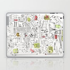 Everything You Need Laptop & iPad Skin