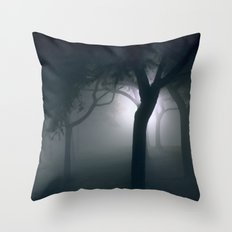 into that good night Throw Pillow