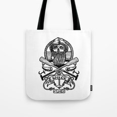 SAILOR SKULL Tote Bag