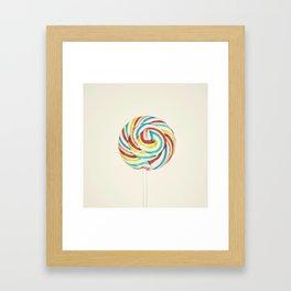 Sweet Rainbow Framed Art Print