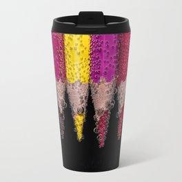 Color Pencils Travel Mug
