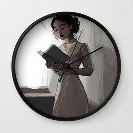 Book Wall Clock