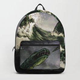 Jormungandr the Midgard Serpent Backpack