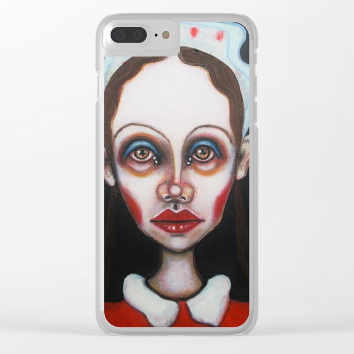 sister s Clear iPhone Case