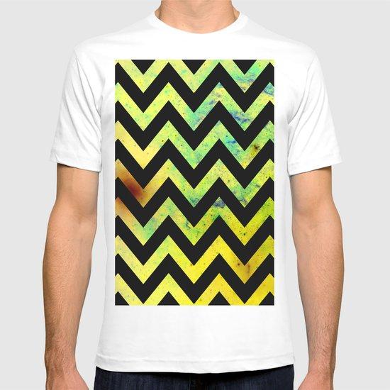 Galaxy Chevron T-shirt