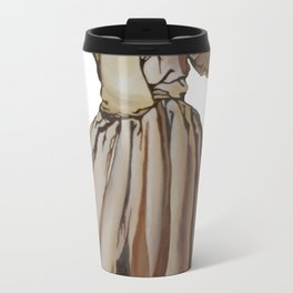 Whirling Dervish Conveys God's Spiritual Gift Travel Mug